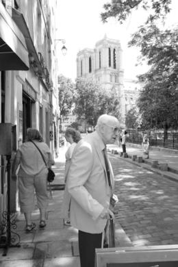 Photo of Paris Photographer's Walking Tour of Paris - The Latin Quarter IMG_5623bw
