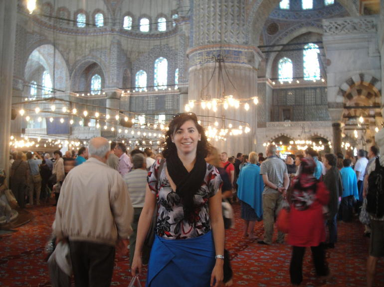 Istanbul Super Saver: City Sightseeing Tour plus Turkish Dinner and Show - Istanbul