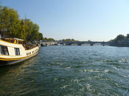 The Seine River , Vicky - October 2011