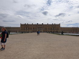 Palace of Versailles, dizzledorf - August 2012