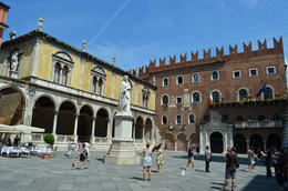 Photo of Verona Verona City Hop-on Hop-off Tour Piazza dei Signori