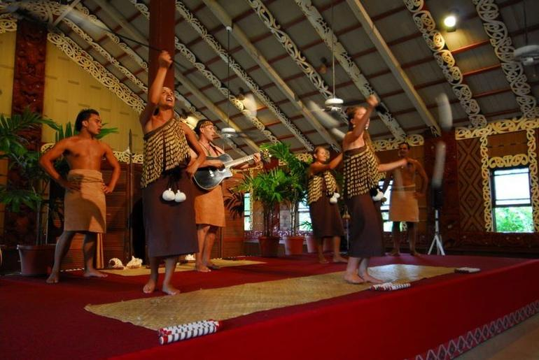 Polynesian Cultural Center, Oahu Hawaii - Oahu