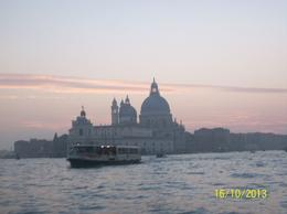 Photo of Venice Venice Grand Canal Boat Tour por do sol