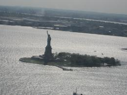 NYC landmark, the Statue of Liberty. - June 2008