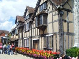 Shakespeare's fathers home... - July 2008