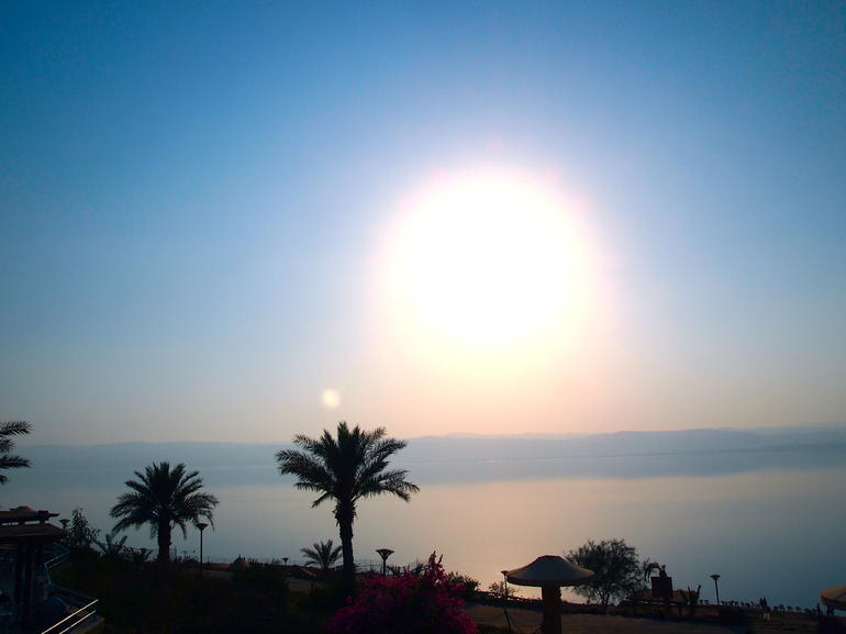 The Dead Sea - Amman