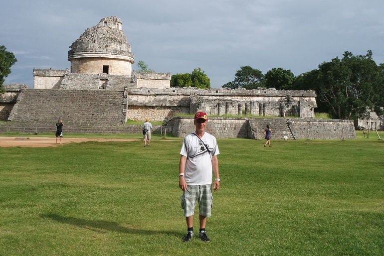 Another beautiful ruin with lots of history and the archaeological site of Chichen Itza.