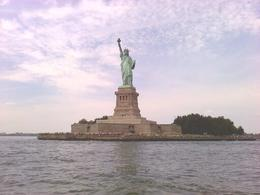 Taken from the speedboat ride The Beast. - August 2010