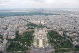 Photo of Paris Paris City Tour with Seine River Cruise and Eiffel Tower Lunch The Trocadero