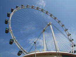 Singapore flyer, gorgeous views , Clare B - July 2014