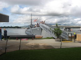 The USS Bowfin., Bandit - February 2011