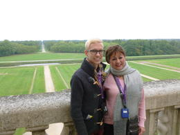 Photo of Paris Skip the Line: Chateaux de Chambord, Chenonceau and Loire Valley Wine-Tasting Day Trip from Paris View from Chateau Chambord