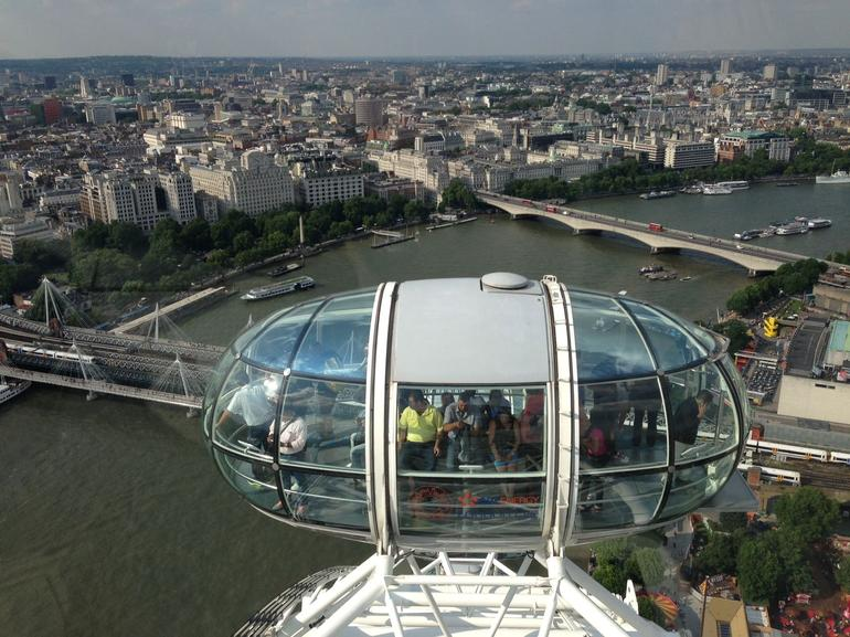 View from the Top - London