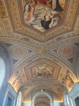 Photo of Rome Skip the Line: Vatican Museums Small-Group Tour including Sistine Chapel and St Peter's Basilica Ceiling