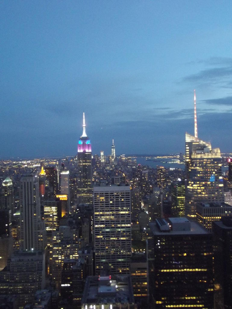 debut de nuit - New York City