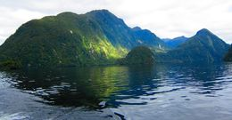 The fabulous mountains of doubtful sound. , Julie T - May 2016
