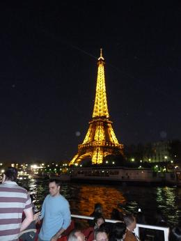 Photo of Paris Eiffel Tower, Paris Moulin Rouge Show and Seine River Cruise From the Seine cruise