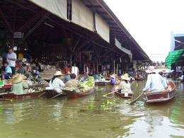 Photo of Bangkok Floating Markets of Damnoen Saduak Cruise Day Trip from Bangkok general view