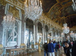 Photo of Paris Versailles Guided Tour with Optional Fountain Show Hall of Mirrors