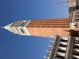 Bell Tower at Piazza St. Marco , Dmitriy M - June 2012