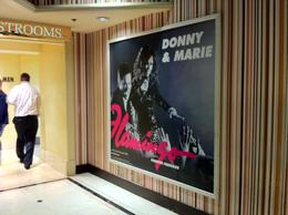 Photo of Las Vegas Donny and Marie at Flamingo Hotel and Casino Las Vegas IMG_4327