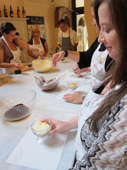 Photo of Florence Small-Group Italian Cooking Class in Florence Making Tiramisu