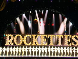 The Rockettes in the Christmas Spectacular at Radio City Music Hall , Millie - March 2011