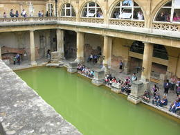Photo of London Private Viewing of Stonehenge including Bath and Lacock Roman Baths