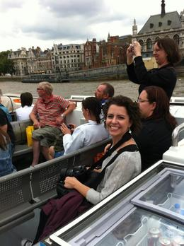 Photo of London The Original London Sightseeing Tour: Hop-on Hop-off Thames river ride