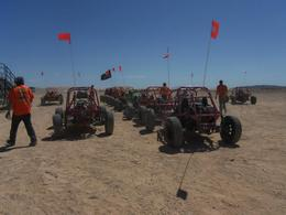 Photo of Las Vegas Nellis Dune Buggy Tour The dune buggys