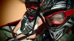 In our dune buggy!, Lovenwar - May 2013