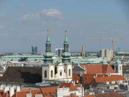 View from St. Stephan's cathedral - September 2009