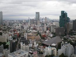 View of Tokyo from Tokyo Tower., Ida Pratignjo L - October 2008