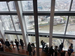 Photo of London The Shard London: The View from The Shard 1222.jpg
