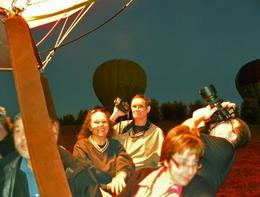 Photo of Melbourne Yarra Valley Balloon Flight at Sunrise All Passengers (and the pilot) Aboard