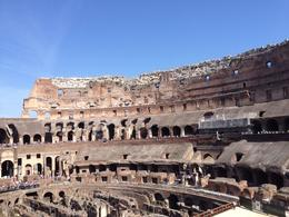 Photo of Rome Skip the Line: Ancient Rome and Colosseum Half-Day Walking Tour Beautiful day!