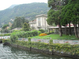Photo of Milan Lake Como Day Trip from Milan boat stop