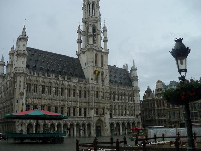 Brussels Grand Place - Brussels