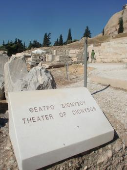 Dionysus Theater, Graham Walker - October 2011