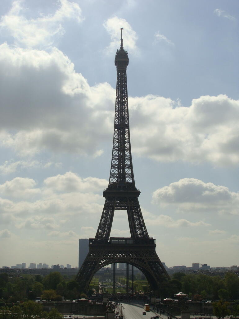 Eiffelturm in Paris - Paris