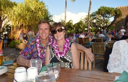 Photo of   Enjoying the Old Lahaina Lauau