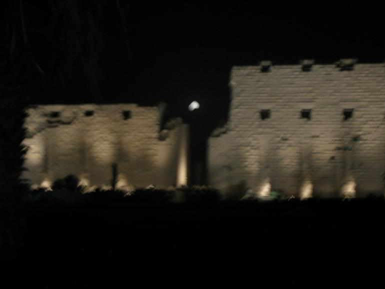 Full Moon at Karnak - Luxor