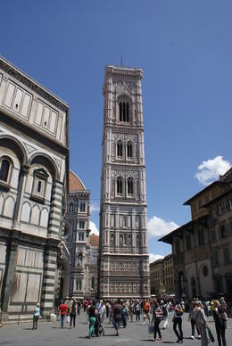 Photo of   Giotto's Bell Tower
