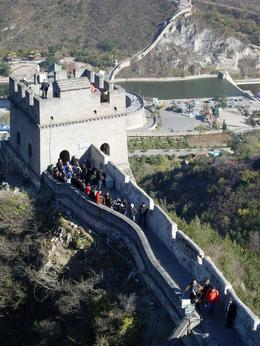 Great Wall - on a clear day, Andrew G - November 2008