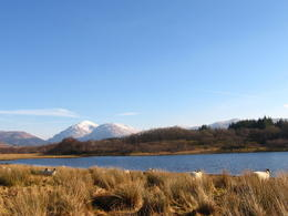 Photo of Glasgow West Highland Lochs, Glencoe and Castles Small Group Day Trip from Glasgow Kilchurn castle