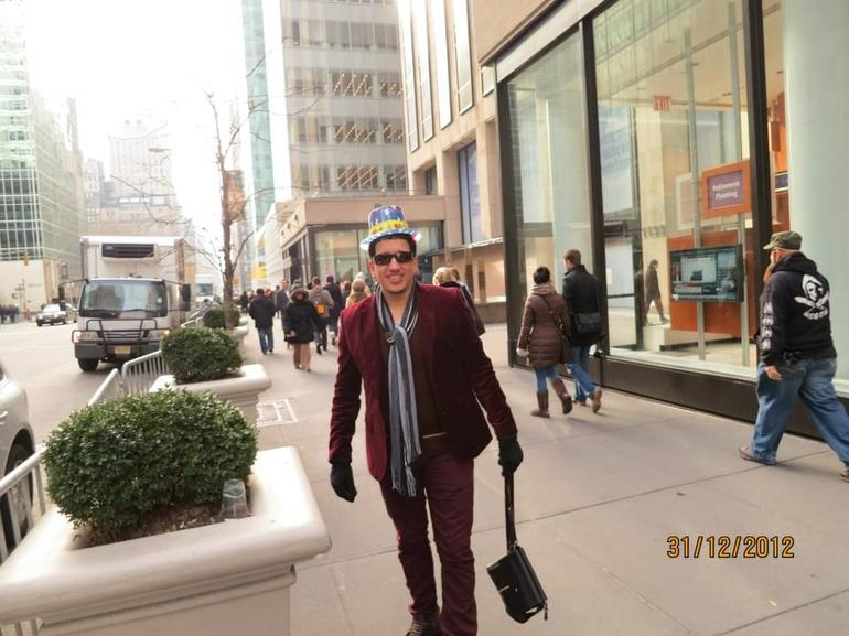 NYC .. WHAT WONDERFUL IT IS -
