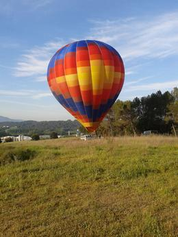 Photo of Barcelona Hot Air Balloon Flight over Catalonia Pre-Flight Preparations