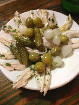 Tapas , nela - May 2015
