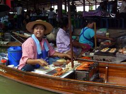 Photo of Bangkok Floating Markets of Damnoen Saduak Cruise Day Trip from Bangkok seller