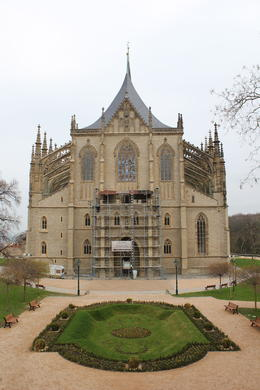 Photo of Prague Kutna Hora Day Trip from Prague St.barbara Cathedral